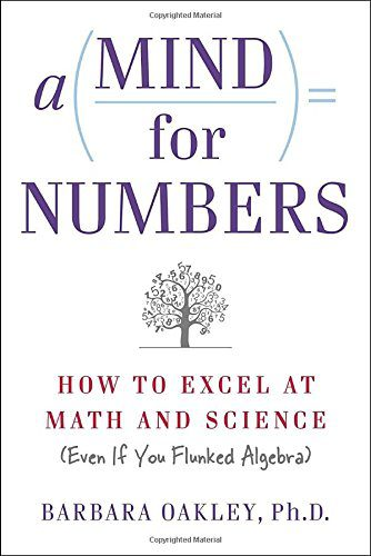 booksreddit.com:A Mind for Numbers: How to Excel at Math and Science (Even If You Flunked Algebra)