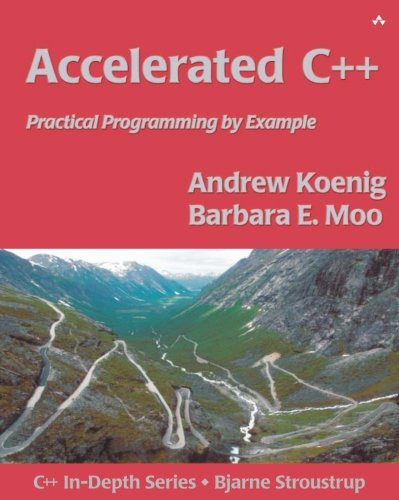 booksreddit.com:Accelerated C++: Practical Programming by Example