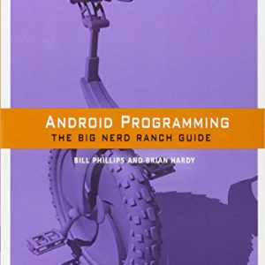 booksreddit.com:Android Programming: The Big Nerd Ranch Guide (Big Nerd Ranch Guides)