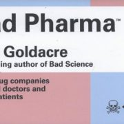 booksreddit.com:Bad Pharma: How Drug Companies Mislead Doctors and Harm Patients. by Ben Goldacre