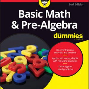 booksreddit.com:Basic Math and Pre-Algebra For Dummies