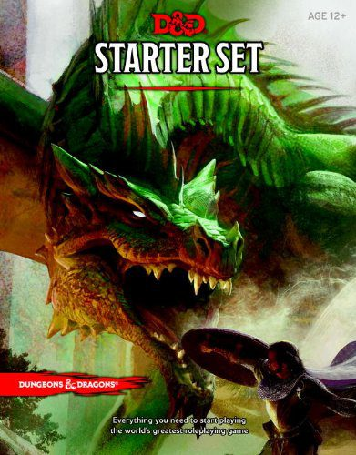 booksreddit.com:Dungeons & Dragons Starter Set: Fantasy Roleplaying Game Starter Set (D&D Boxed Game)