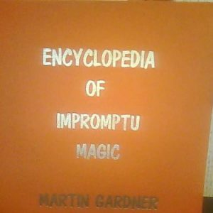 booksreddit.com:Encyclopedia of impromptu magic