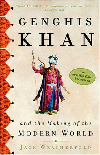 booksreddit.com:Genghis Khan and the Making of the Modern World