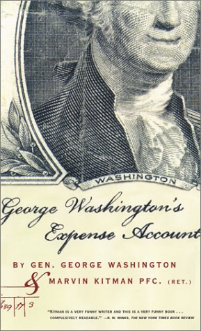 booksreddit.com:George Washington's Expense Account
