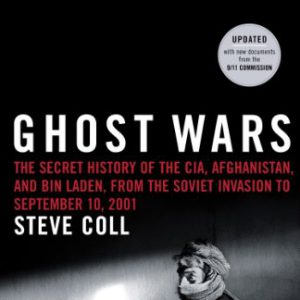 booksreddit.com:Ghost Wars: The Secret History of the CIA
