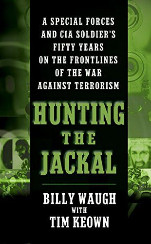 booksreddit.com:Hunting the Jackal: A Special Forces and CIA Soldier's Fifty Years on the Frontlines of the War A...