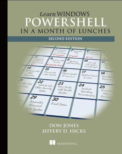 booksreddit.com:Learn Windows PowerShell in a Month of Lunches