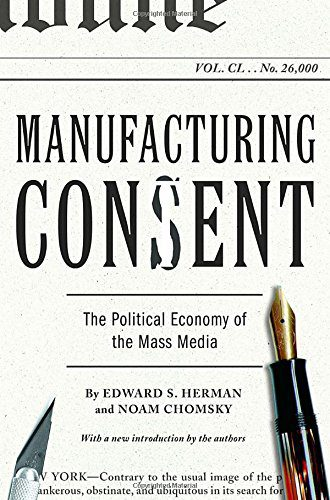 booksreddit.com:Manufacturing Consent: The Political Economy of the Mass Media