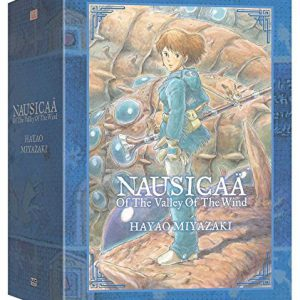 booksreddit.com:Nausicaä of the Valley of the Wind Box Set