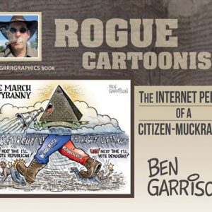 booksreddit.com:Rogue Cartoonist: The Internet Perils of a Citizen-Muckraker