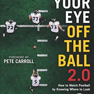 booksreddit.com:Take Your Eye Off the Ball 2.0: How to Watch Football by Knowing Where to Look