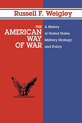 booksreddit.com:The American Way of War: A History of United States Military Strategy and Policy