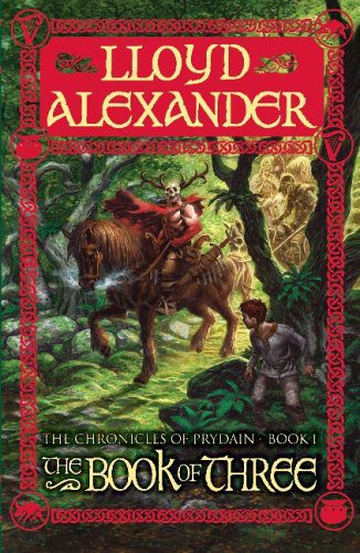 booksreddit.com:The Book of Three (The Chronicles of Prydain Book 1)
