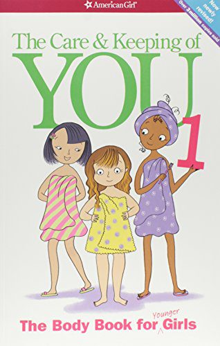 booksreddit.com:The Care and Keeping of You: The Body Book for Younger Girls