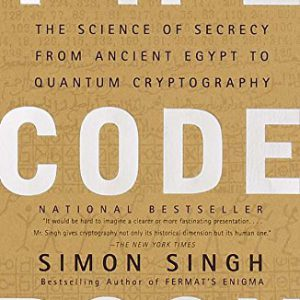 booksreddit.com:The Code Book: The Science of Secrecy from Ancient Egypt to Quantum Cryptography