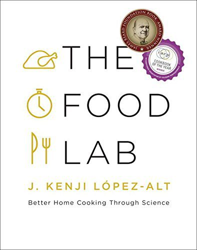 booksreddit.com:The Food Lab: Better Home Cooking Through Science