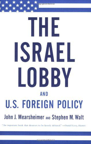 booksreddit.com:The Israel Lobby and U.S. Foreign Policy