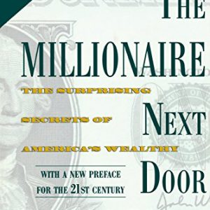 booksreddit.com:The Millionaire Next Door: The Surprising Secrets of America's Wealthy