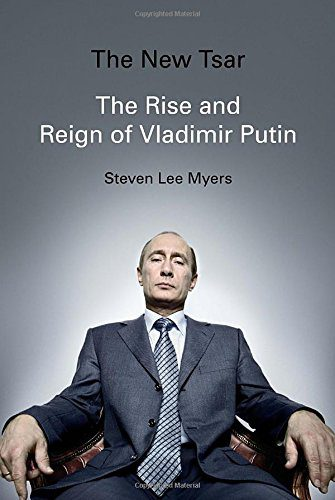 booksreddit.com:The New Tsar: The Rise and Reign of Vladimir Putin