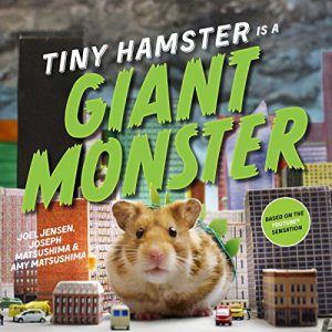 booksreddit.com:Tiny Hamster Is a Giant Monster