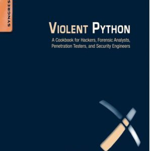 booksreddit.com:Violent Python: A Cookbook for Hackers