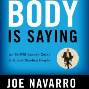 booksreddit.com:What Every BODY is Saying: An Ex-FBI Agent's Guide to Speed-Reading People