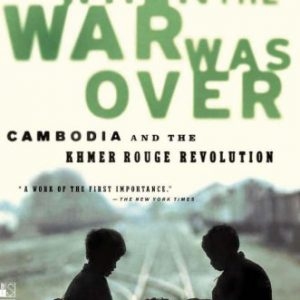 booksreddit.com:When The War Was Over: Cambodia And The Khmer Rouge Revolution