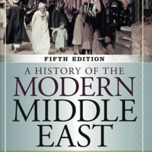 booksreddit.com:A History of the Modern Middle East