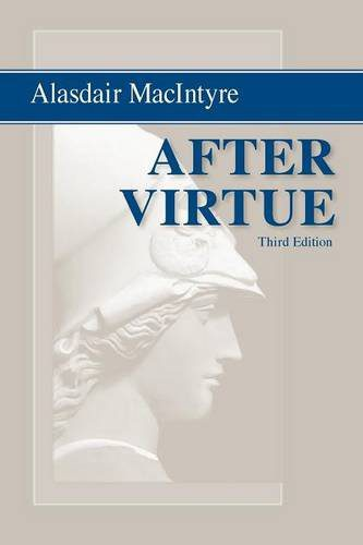 booksreddit.com:After Virtue: A Study in Moral Theory