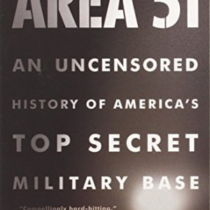 booksreddit.com:Area 51: An Uncensored History of America's Top Secret Military Base