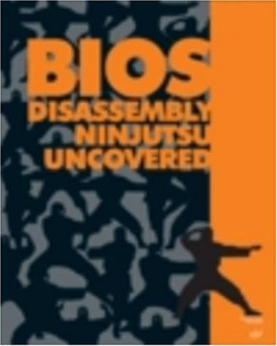 booksreddit.com:BIOS Disassembly Ninjutsu Uncovered (Uncovered series)