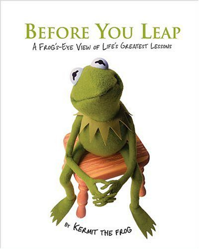 booksreddit.com:Before You Leap: A Frog's Eye View of Life's Greatest Lessons