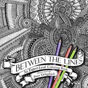 booksreddit.com:Between the Lines: An Expert Level Coloring Book