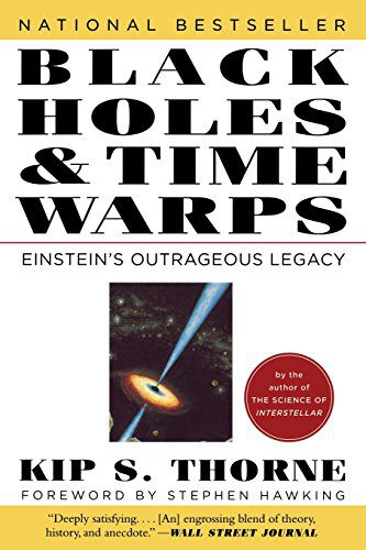 booksreddit.com:Black Holes and Time Warps: Einstein's Outrageous Legacy (Commonwealth Fund Book Program)