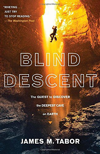 booksreddit.com:Blind Descent: The Quest to Discover the Deepest Cave on Earth