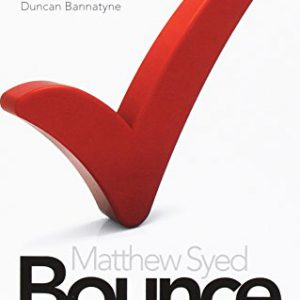 booksreddit.com:Bounce: The Myth of Talent and the Power of Practice