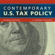 booksreddit.com:Contemporary U.S. Tax Policy (Urban Institute Press)