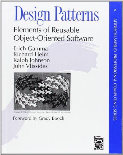 booksreddit.com:Design Patterns: Elements of Reusable Object-Oriented Software