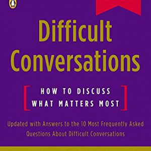 booksreddit.com:Difficult Conversations: How to Discuss What Matters Most