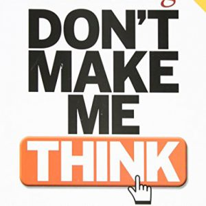 booksreddit.com:Don't Make Me Think: A Common Sense Approach to Web Usability
