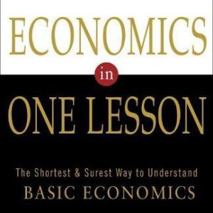 booksreddit.com:Economics in One Lesson: The Shortest and Surest Way to Understand Basic Economics