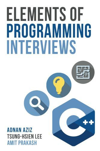 booksreddit.com:Elements of Programming Interviews: The Insiders' Guide