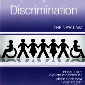 booksreddit.com:Equality and Discrimination: The New Law (New Law Series)