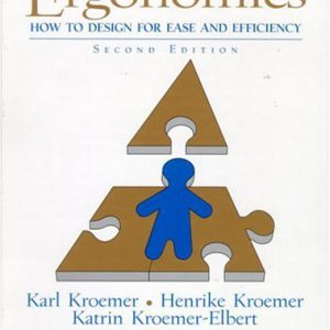 booksreddit.com:Ergonomics: How to Design for Ease and Efficiency (2nd Edition)