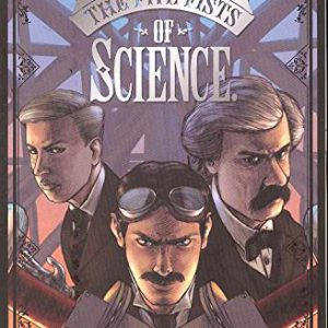 booksreddit.com:Five Fists Of Science