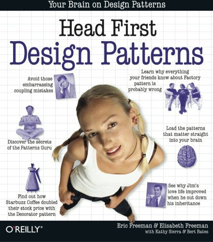 booksreddit.com:Head First Design Patterns: A Brain-Friendly Guide