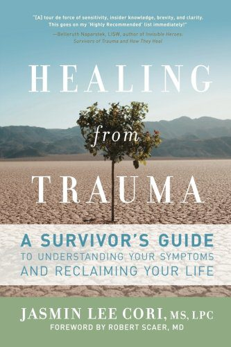 booksreddit.com:Healing from Trauma: A Survivor's Guide to Understanding Your Symptoms and Reclaiming Your Life