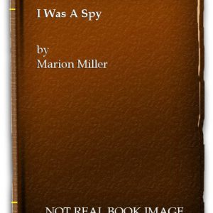 booksreddit.com:I was a spy