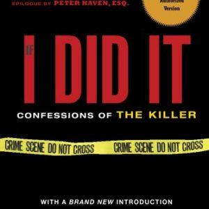 booksreddit.com:If I Did It: Confessions of the Killer